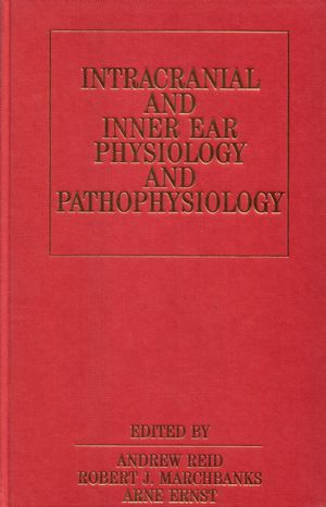 Intracranial and Inner Ear Physiology and Pathophysiology (1861560664) cover image