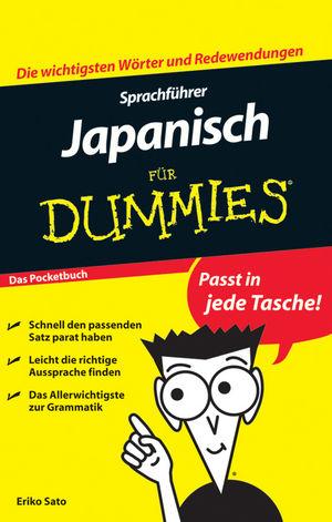 Sprachführer Japanisch für Dummies, Das Pocketbuch