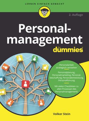 Personalmanagement für Dummies, 2. Auflage