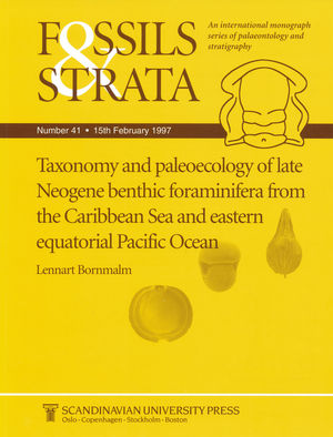 Taxonomy and Paleoecology of Late Neogene Benthic Foraminifera from the Caribbean Sea and Eastern Equatorial Pacific Ocean (8200376664) cover image