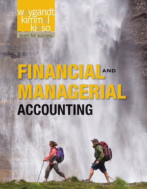 Financial and Managerial Accounting (EHEP002064) cover image