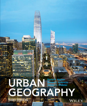 Urban Geography, 3rd Edition (EHEP002964) cover image