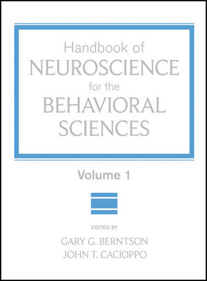 Handbook of Neuroscience for the Behavioral Sciences, Volume One (0470083565) cover image