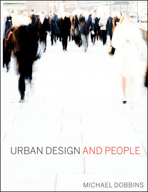 Urban Design and People (0470138165) cover image