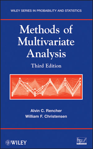 Methods of Multivariate Analysis, 3rd Edition