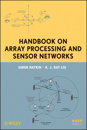 Handbook on Array Processing and Sensor Networks (0470371765) cover image