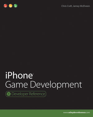 Book Cover Image for iPhone Game Development
