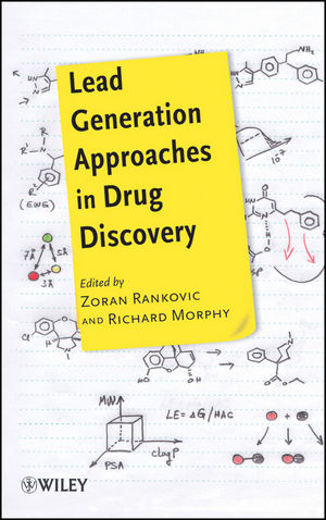 Lead Generation Approaches in Drug Discovery (0470584165) cover image