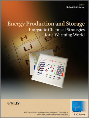 Energy Production and Storage: Inorganic Chemical Strategies for a Warming World (0470749865) cover image