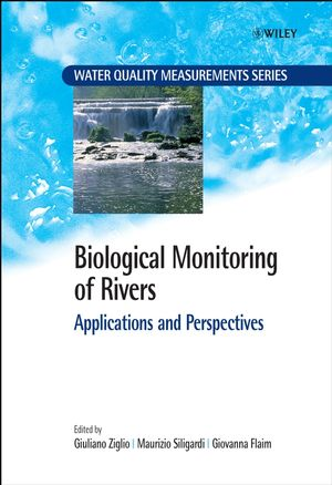 Biological Monitoring of Rivers (0470863765) cover image