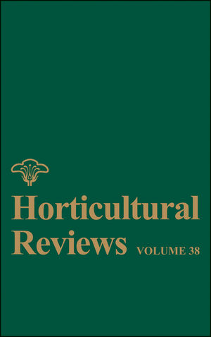Horticultural Reviews, Volume 38 (0470872365) cover image