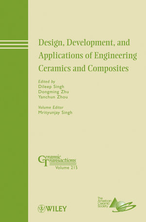Design, Development, and Applications of Engineering Ceramics and Composites