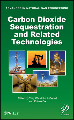 Carbon Dioxide Sequestration and Related Technologies (0470938765) cover image