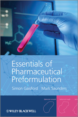 Book Cover Image for Essentials of Pharmaceutical Preformulation