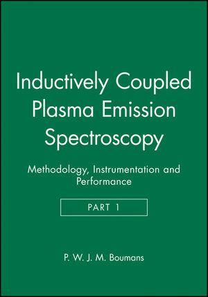 Inductively Coupled Plasma Emission Spectroscopy, Part 1: Methodology, Instrumentation and Performance
