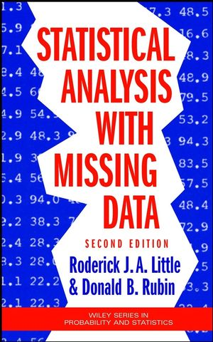 Statistical Analysis with Missing Data, 2nd Edition
