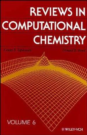 Reviews in Computational Chemistry, Volume 6 (0471185965) cover image