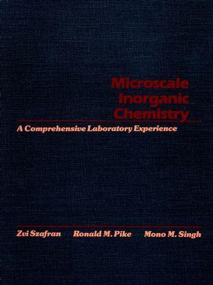 Microscale Inorganic Chemistry: A Comprehensive Laboratory Experience