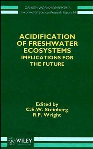 Acidification of Freshwater Ecosystems: Implications for the Future