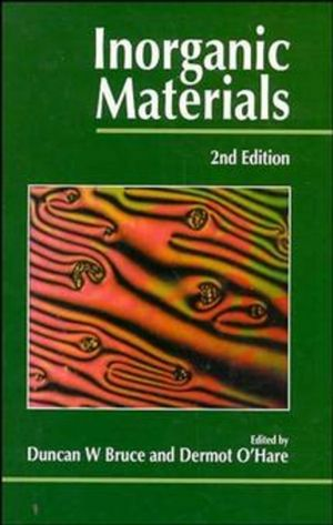 Inorganic Materials, 2nd Edition