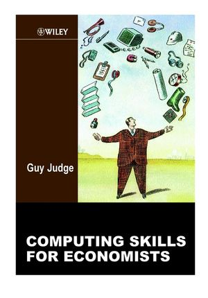 Computing Skills for Economists (0471988065) cover image
