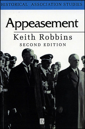 Appeasement, 2nd Edition (0631203265) cover image