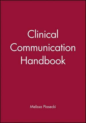 Clinical Communication Handbook