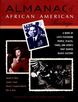 Almanac African American Heritage: Chronicle