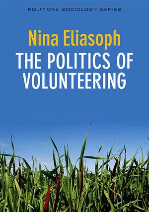 The Politics of Volunteering (0745669565) cover image
