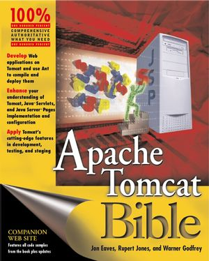 Apache Tomcat Bible (0764526065) cover image