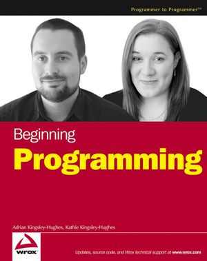 Beginning Programming (0764584065) cover image