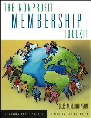 The Nonprofit Membership Toolkit (0787965065) cover image