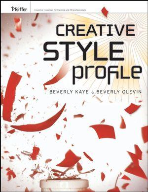 Creative Style Profile (0787989665) cover image