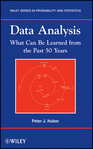 Data Analysis: What Can Be Learned From the Past 50 Years (1118018265) cover image