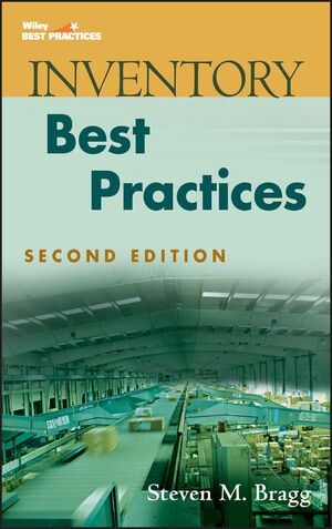 Inventory Best Practices, 2nd Edition (1118025865) cover image