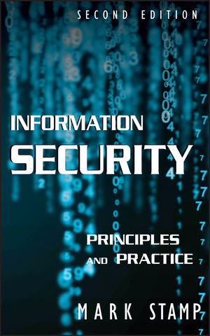 Information Security: Principles and Practice, 2nd Edition (1118027965) cover image