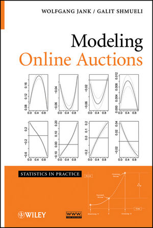 Modeling Online Auctions (1118031865) cover image