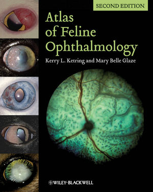 Atlas of Feline Ophthalmology, 2nd Edition (1118242165) cover image