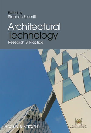 wiley: architectural technology: research and practice - stephen