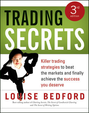Trading Secrets: Killer trading strategies to beat the markets and finally achieve the success you deserve, 3rd Edition (1118319265) cover image