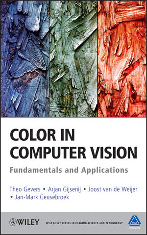 Color in Computer Vision: Fundamentals and Applications (1118350065) cover image