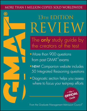 The Official Guide for GMAT Review (Korean Edition), 13th Edition