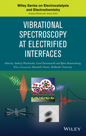 Vibrational Spectroscopy at Electrified Interfaces (1118658965) cover image