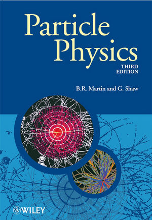 Particle Physics, 3rd Edition (1118681665) cover image