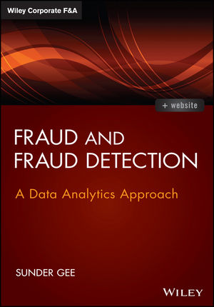 Fraud and Fraud Detection: A Data Analytics Approach (1118779665) cover image