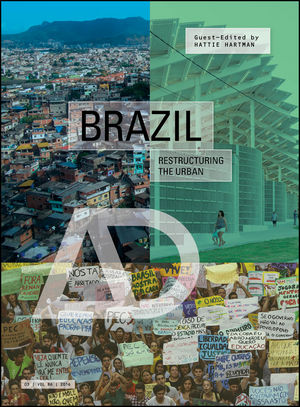 Brazil: Restructuring the Urban (1118972465) cover image