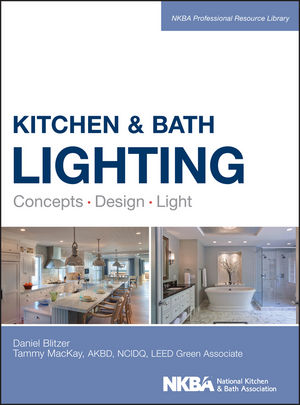 Kitchen and Bath Lighting: Concept, Design, Light (1119124565) cover image