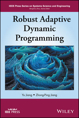 Robust Adaptive Dynamic Programming (1119132665) cover image