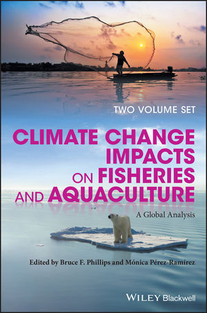 Climate Change Impacts on Fisheries and Aquaculture: A Global Analysis (1119154065) cover image