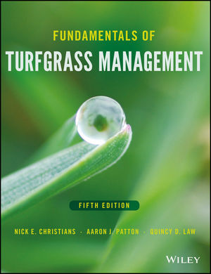 Fundamentals of Turfgrass Management, 5th Edition (1119205565) cover image